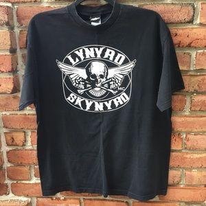 LYNYRD SKYNYRD Support Southern Rock T-Shirt XL